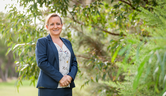 Rural Health West General Manager - Yvonne Zardins
