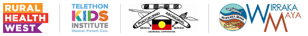 WA Rural Communities-Pilbara-Tackling Indigenous Smoking program-collab logos