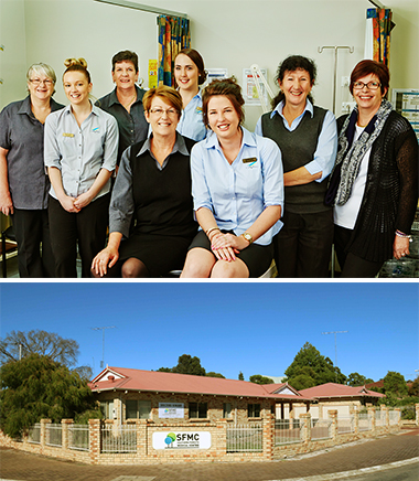 WA Rural Communities-South West-Tanya Wutchak-Collie Medical Centre-2