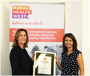 WA Rural Communities-Wheatbelt-Practice Manager of the Year 2017-Debra Stacey-