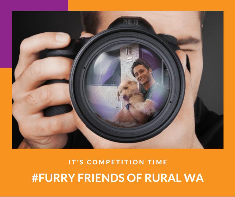 #furryfriendsofrural