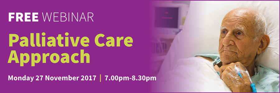 Webinar - Palliative Care Approach