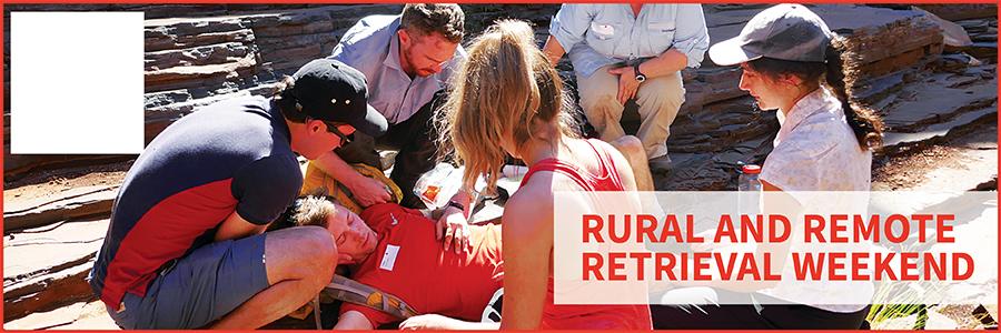 Rural and Remote Retrieval Weekend 2019
