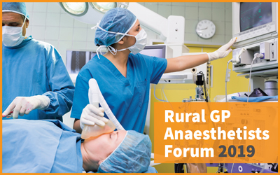 2019-LPFL-Rural-GP-Anaesthetists-Forum
