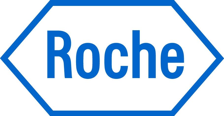 Roche blue logo