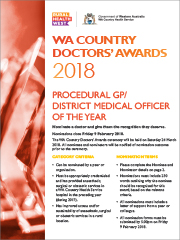 NominationForm-ProceduralGP-DMO-WA Country Doctors Award-2018-thumb-180px