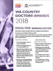 NominationForm-Rising Star-WA Country Doctors Award-2018-thumb-180px