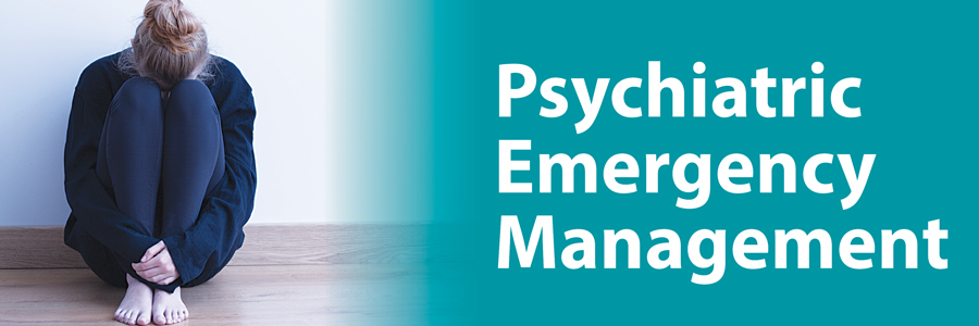 Psychiatric-Emergency-Management