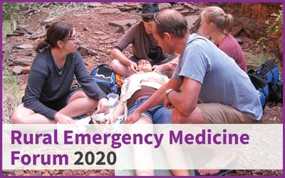 Rural Emergency Medicine Forum 2020