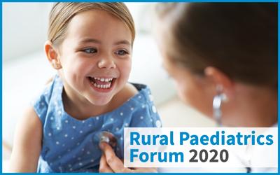 Rural Paediatrics Forum 2020