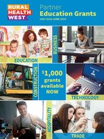 Partner Education Grants-Application Form-Rural Health West-0718