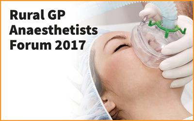 2017-LPFL-Rural-GP-Anaesthetists-forum-WA