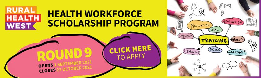 Health Workforce Scholarship Program Click Here