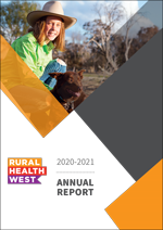 Rural Health West Annual Report 2020-2021