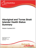 Aboriginal health status summary