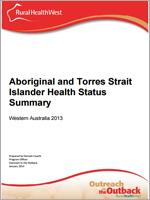Aboriginal health status summary