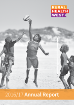 Rural Health West Annual Report 2016-17