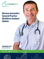 rural health Workforce analysis update 2016
