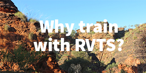 RVTS why train with