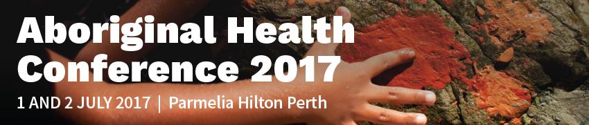 Aboriginal Health Conference 2017-theme-conferences sponsorship