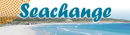 Seachange long banner
